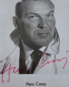 Hans Cossy